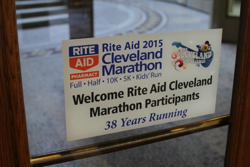 38th Annual Rite Aid ClevelandMarathon