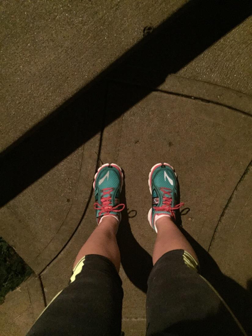 Munday Runday: NewShoes!