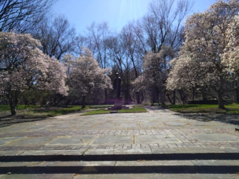 City Sights: April