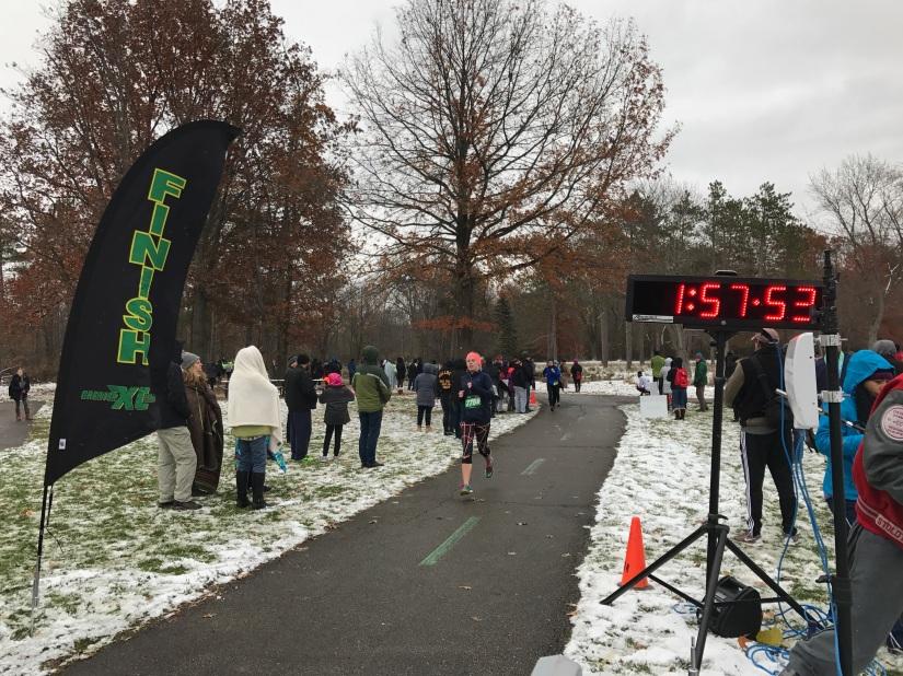 Fall Classic Half Marathon and5K