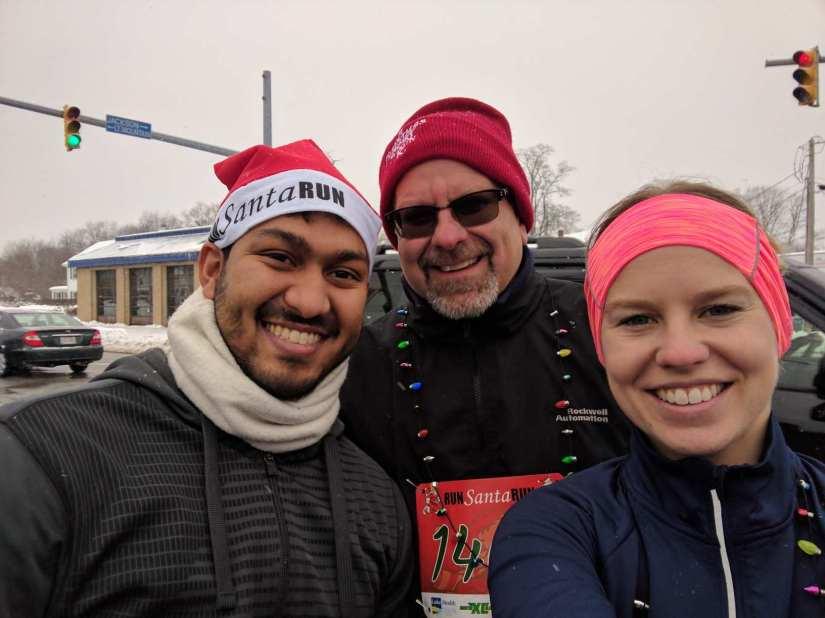 Run Santa Run5K