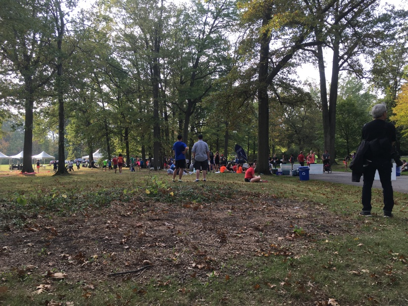 Lake View Cemetery Run Through History Race to Die For 5K
